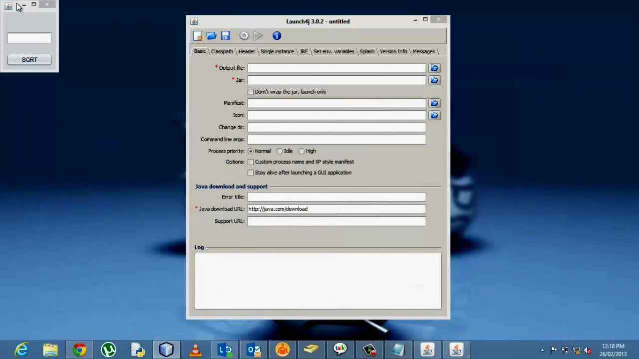 how to make a matlab gui executable