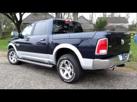 2013 Ram 1500 Laramie Crew Cab 4X4 on theTXANNchannel