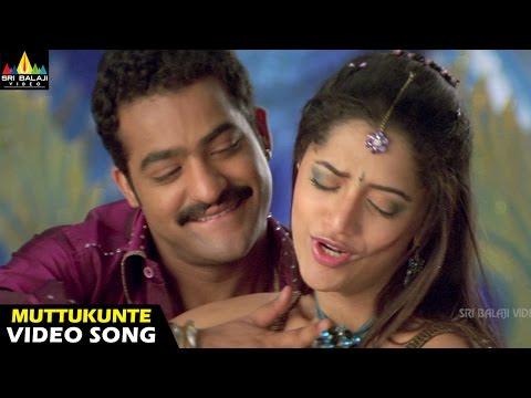 Yamadonga Songs   Nuvvu Muttukunte Video Song   Jr NTR, Mamta Mohandas   Sri Balaji Video