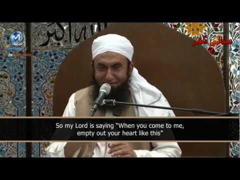 [ENG] Just you and me- Maulana Tariq Jameel