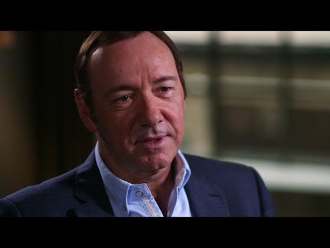 Kevin Spacey on House of Cards and ten years at the Old Vic - Newsnight