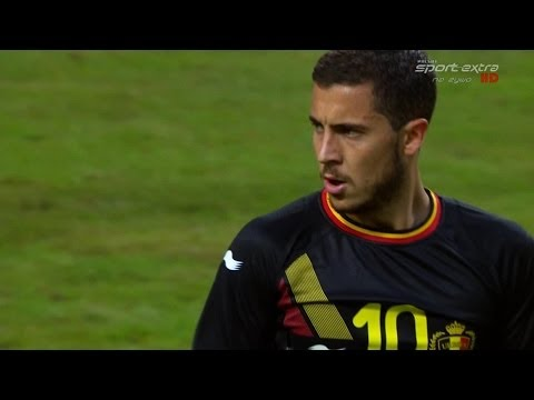 Eden Hazard vs Sweden (Away) 13-14 HD 720p By EdenHazard10i