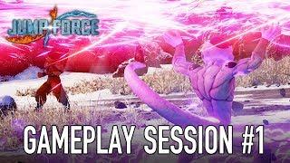Jump Force - Játékmenet Videó