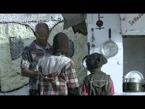 Emicida   Levanta e Anda clipe oficial part  Rael