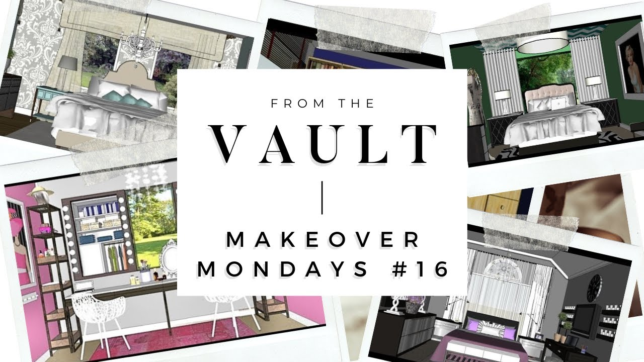 tour 16 makeover mondays how to decorate a classy bedroom youtube