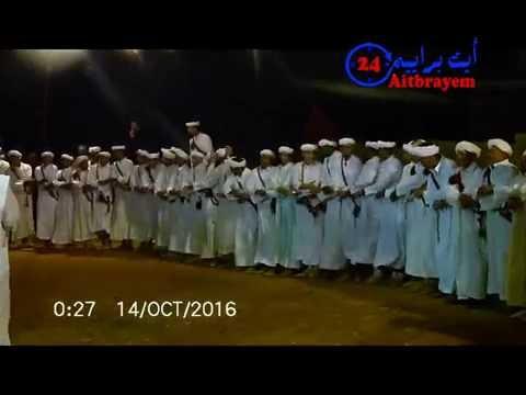 بونعمان: بالفيديو احواش بموسم سيدي سعيد امحمد باكالفن