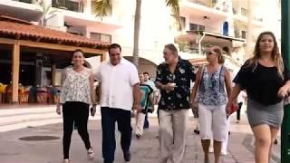 MARINA VALLARTA ENTREGA DE EQUIPO Y OFICINA