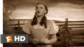 Somewhere Over The Rainbow The Wizard Of Oz (1/8) Movie
