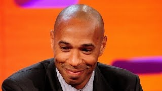 Graham Chats To Thierry Henry About Arsenal The Graham