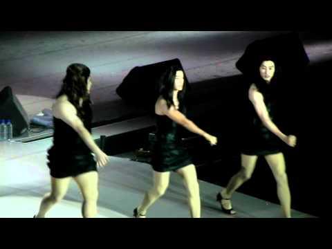 110129 SUPER JUNIOR SS3 Concert In SG - Heechul / DongHae EunHyuk ShinDong Part