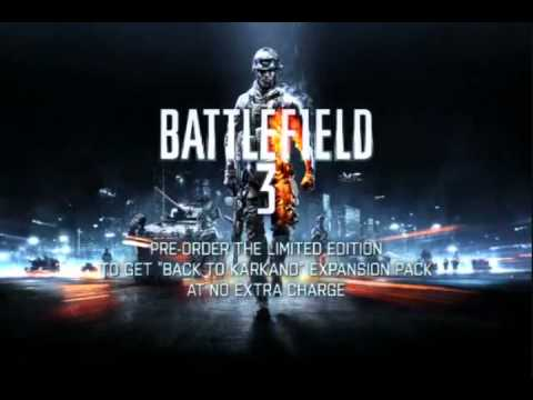 Battlefield 3 Trailer goes with Anything
