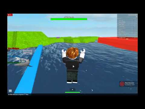 Jaws in ROBLOX