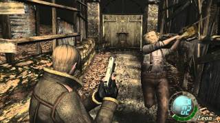 Resident Evil 4 PC Patch Full HD (inicio)