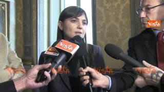 SERRACCHIANI FERRIERA TRIESTE GRANDE RISULTATO CON LAVORO IN TEM 21-11-14