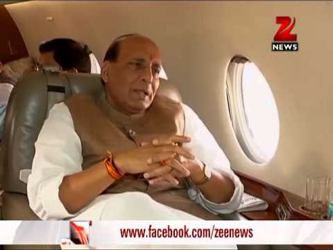 Rajnath Singh defends Amit Shah over Gujarat snooping charges