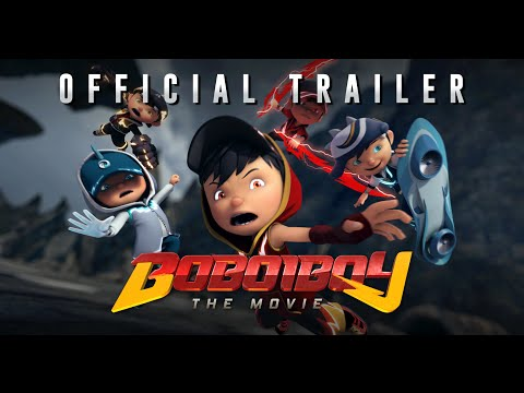 BoBoiBoy The Movie Trailer #1 - 3 Mac (Malaysia) & 13 April (Indonesia)