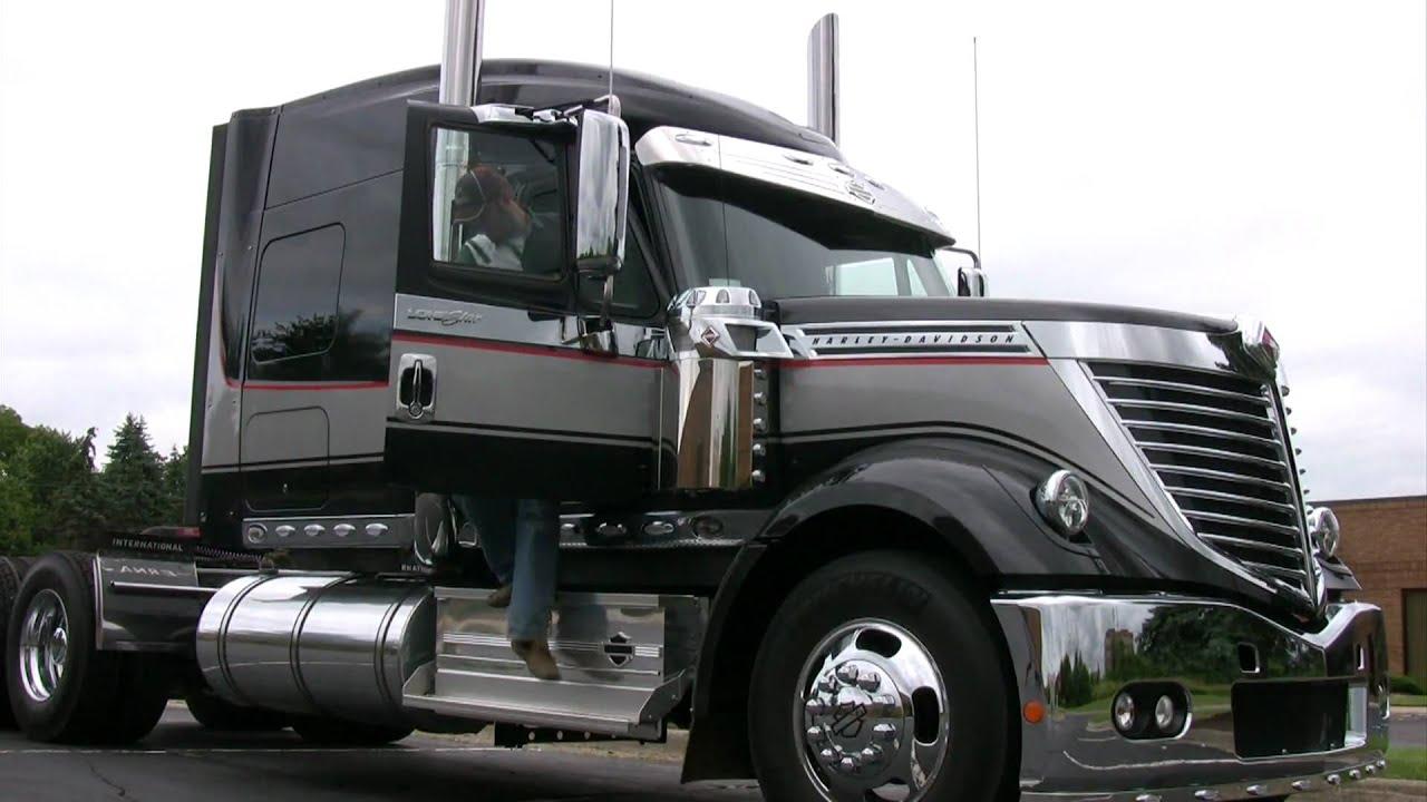 davidson international special lonestar harley edition truck 2009 wheeler volvo ih prostar trucks diagram custom wiring 2007 peterbilt driver trucking