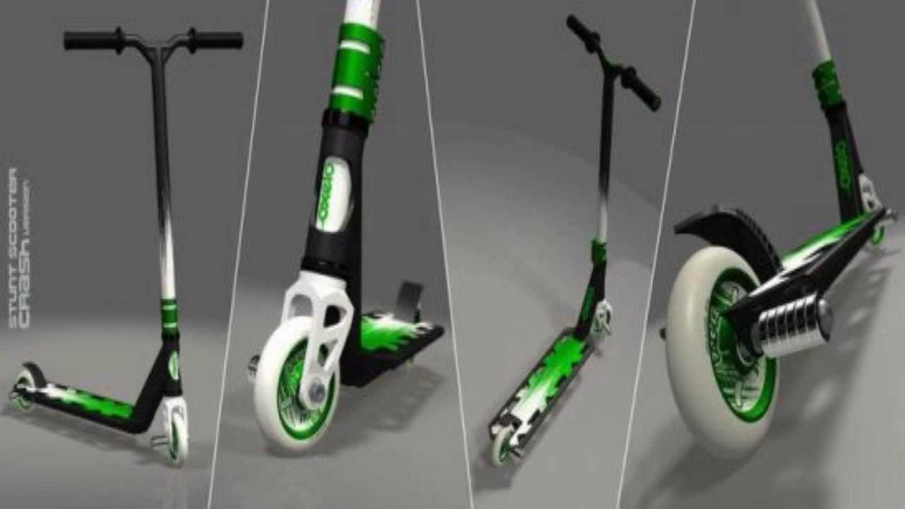 revue review trotinette freestyle scooter oxelo mf 3 6 fr youtube. Black Bedroom Furniture Sets. Home Design Ideas