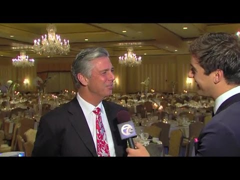 Dombrowski talks baseball, Angels' Place event