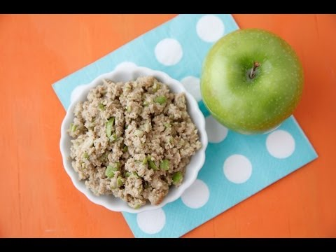 Apple Cinnamon Charoset - Healthy Holiday Recipes - Weelicious ...