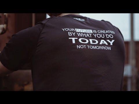 Fit&Lifestyle Motivation - Shape your future!