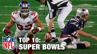 Top 10 Super Bowls of All Time | NFL NOW