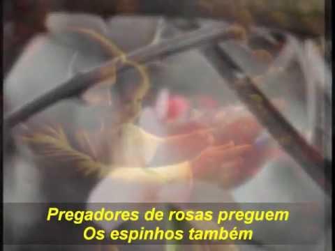 Pregadores de rosas - Marcos Antonio (Playback - Legendado)