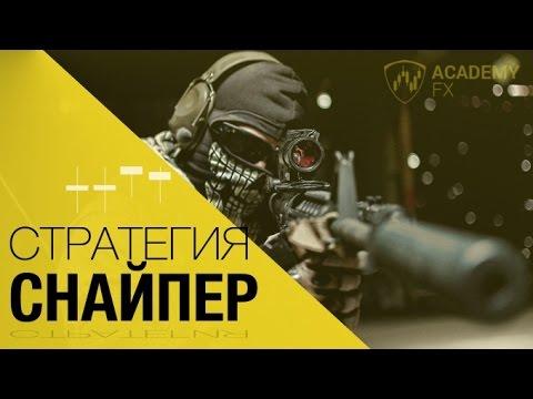Стратегии Форекс. Стратегия «Снайпер» (Forex)