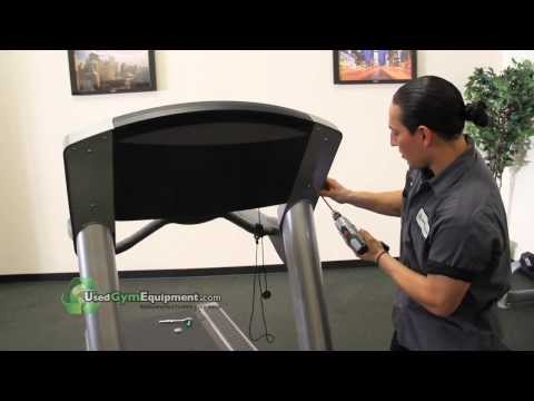 How To Assemble Life Fitness 95Ti and 97Ti Treadmill
