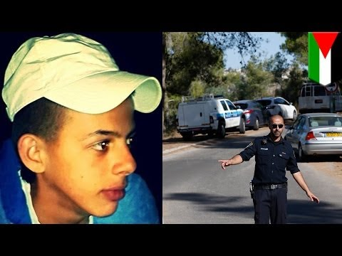 Is killing a random Palestinian kid going to bring back the three dead Jewish teens?