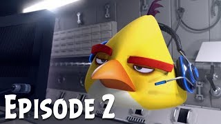 Angry Birds Zero Gravity 2 - Nuda