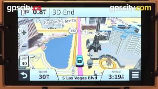 Garmin Nuvi 3597LMTHD: 3D Buildings