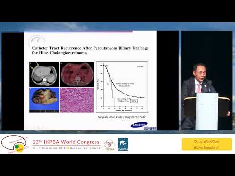 SYM18.2 Management of Hilar Cholangiocarcinoma