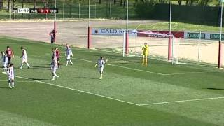 Milan-Udinese 0-1 Highlights | AC Milan Youth Official