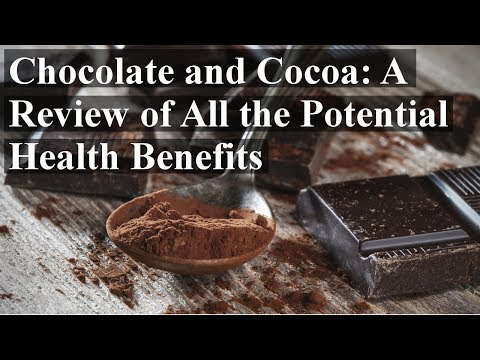 Chocolate and Cocoa and Human Health: A Review of the Evidence