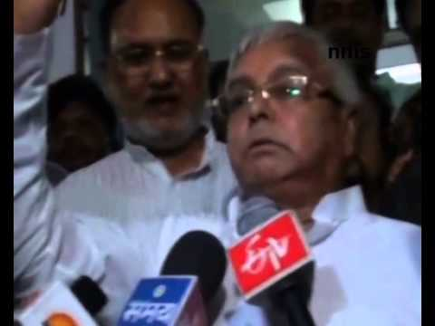 Severe Lack Of Medical Facilities In Bihar - Lalu Prasad Yadav