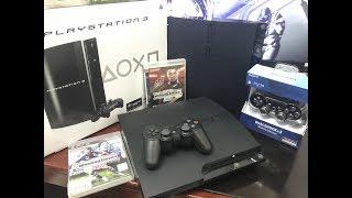 PS3 HACK FULL, Máy PS3 Slim tích hợp sẵn game hay, tuyệt đỉnh !!!