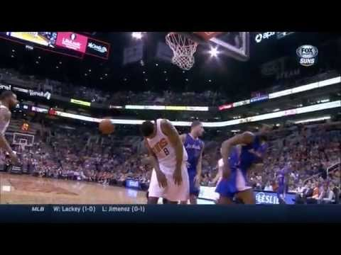 Blake Griffin putback dunk: Los Angeles Clippers at Phoenix Suns