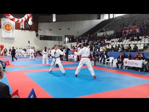 Еuropean Championship & World Cup WSKU. Степашко Александр