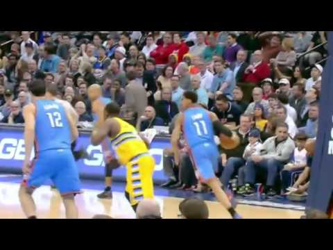 Oklahoma City Thunder vs Denver Nuggets | December 17 - 2013 | Full Highlights | NBA 2013 14 Season