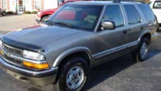 Chevrolet Blazer Año 2000