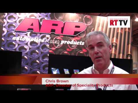 RACE TECH TV talks to Chris Brown of ARP
