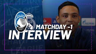 #UCL RO16 | Atalanta-Real Madrid | Luis Muriel: