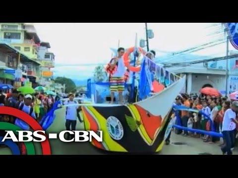 Baragatan Festival in Palawan