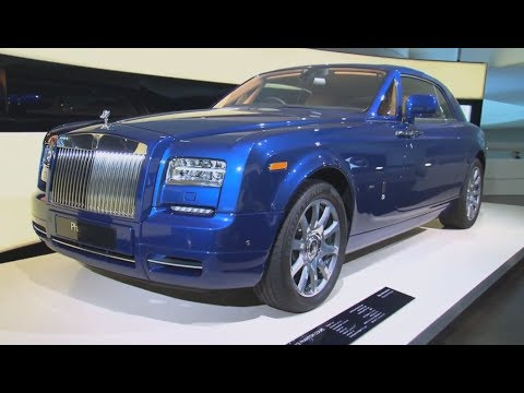 Rolls Royce Phantom Walk Around BMW Museum Commercial - 2014 CARJAM TV HD Rolls Royce