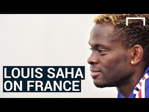 Louis Saha on France