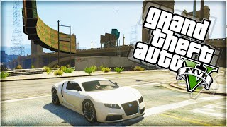 'DOUBLE WALL RIDE!' GTA 5 Funny Moments (With The Sidemen)