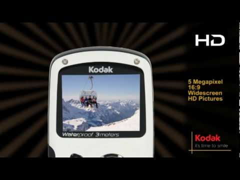 Kodak Playsport Digital Video Camera