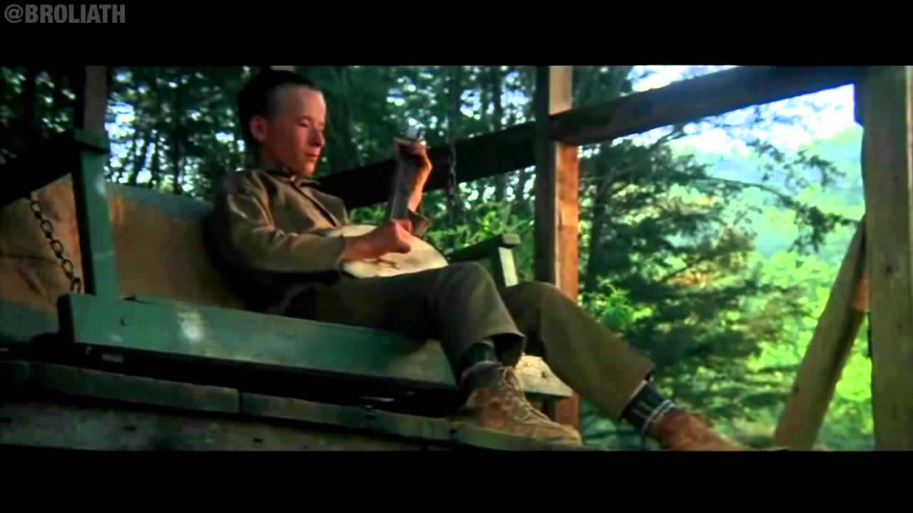 Deliverance Dueling Banjos in HD - YouTube