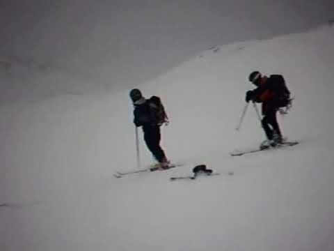 Ver vídeo del descenso del Mulhacén